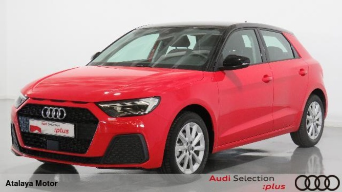 Audi A1 Sportback Advanced 25 TFSI 70 kW (95 CV) - 0
