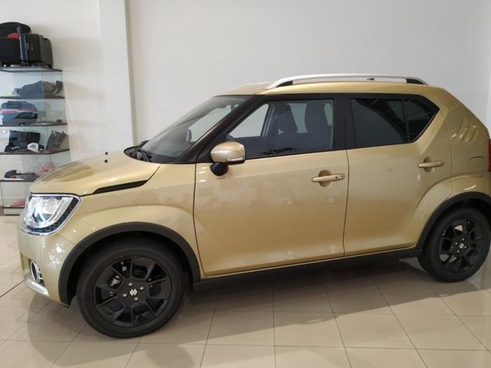 SuzukiIgnis 1.2 GLX 66 kW (90 CV) KM0 en Coruña - 1