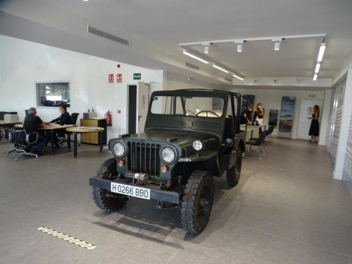 Jeep  Willys 1