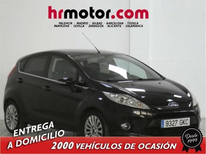 FordFiesta 1.4 Titanium 71 kW (96 CV) Vehículo usado en Zaragoza - 1