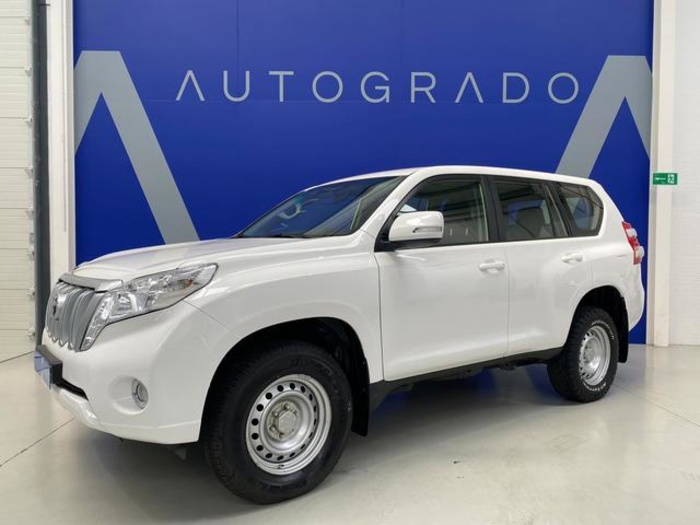 Toyota Land Cruiser 2.8 D-4D GX 130 kW (177 CV) top 1