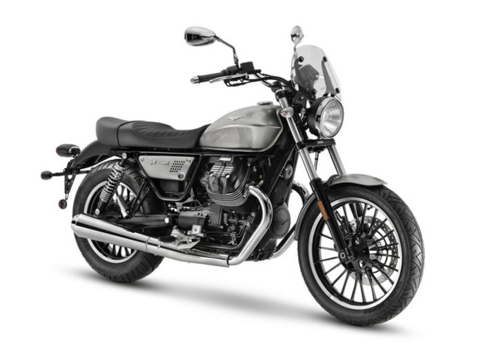 Moto Guzzi V9 Bobber 850 EURO 5  - 1