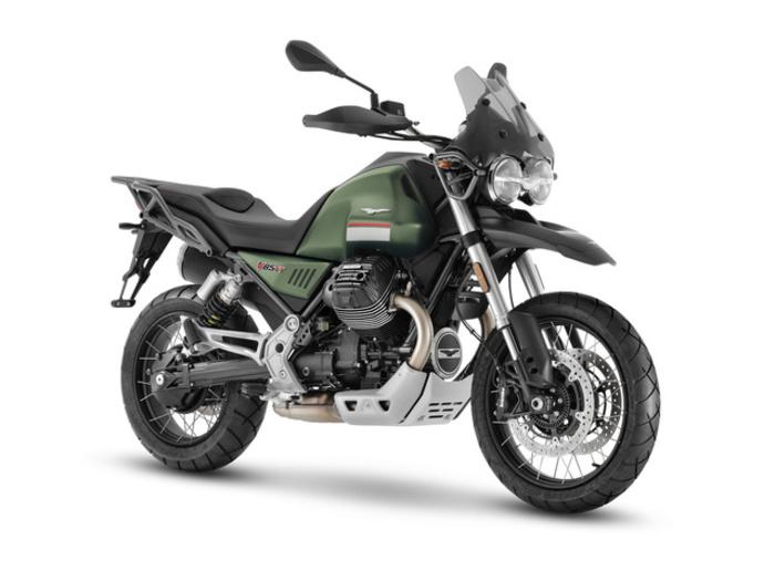 Moto Guzzi V85 TT 850 EURO 5  - 1