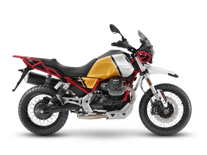 Moto Guzzi V85 Evocative Graphics 850 EURO 5  - 1