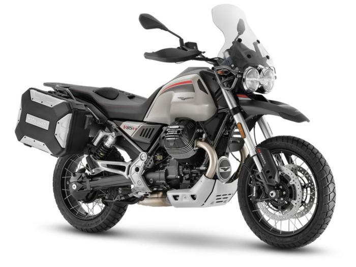Moto Guzzi V85 TT Travel 850 EURO 5  - 1
