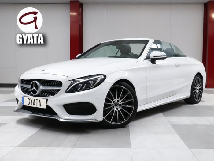 Mercedes-Benz Clase C top 1