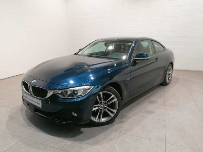 BMW 420i Coupe 135 kW (184 CV) Serie 4 1