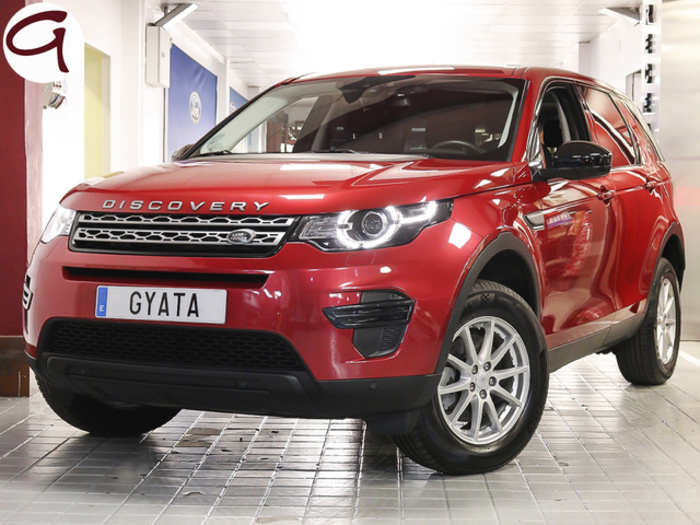 Land Rover Discovery Sport top 1