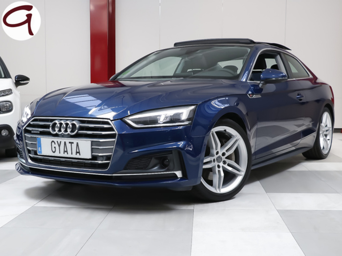 Audi A5 Coupe top 1