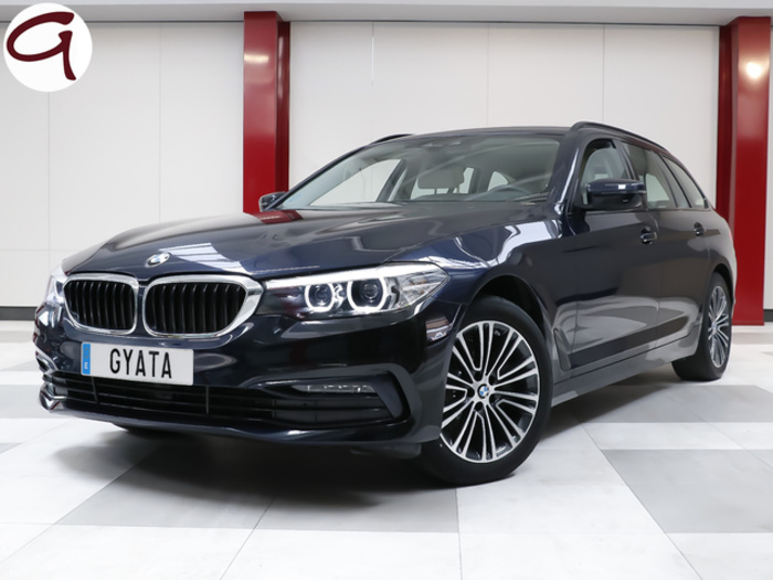 BMW Serie 5 top 1