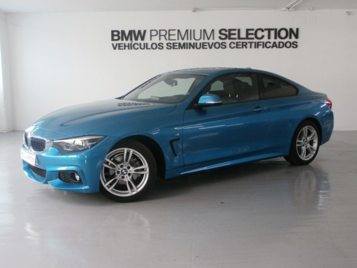 BMW Serie 4 420d Coupe 140 kW (190 CV) top 1