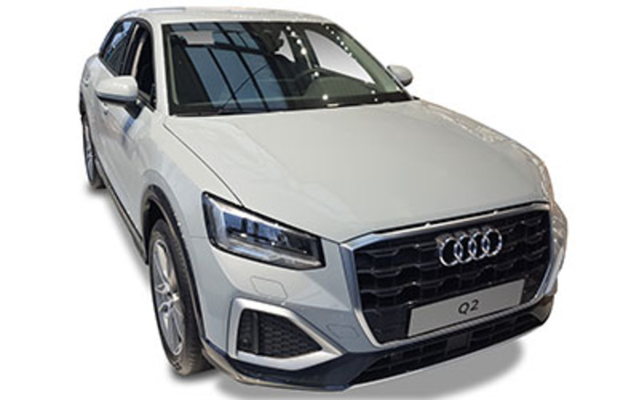 Audi Q2 Black line 35 TFSI 110 kW (150 CV) S tronic1