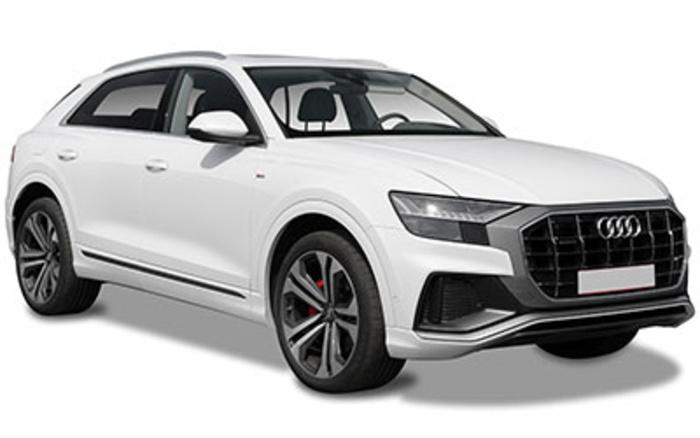 Audi Q8 - 1