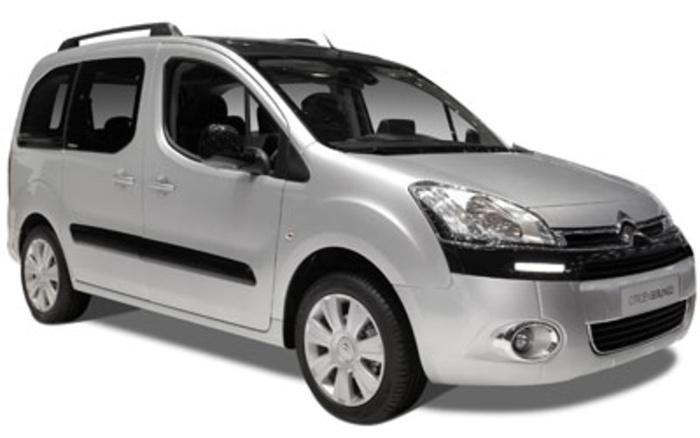 CitroenBerlingo Combi 1.6 HDI Seduction 68 kW (92 CV) Vehículo usado en Barcelona - 1