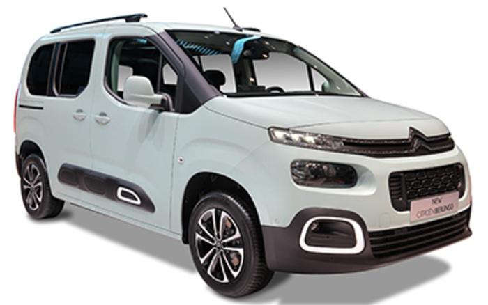 CitroenBerlingo Combi BlueHDi 100 Talla M Feel 75 kW (100 CV) Vehículo usado en Madrid - 1