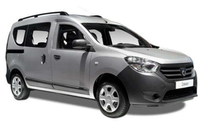 DaciaDokker Ambiance dCi 66 kW (90 CV) Vehículo usado en Murcia - 1