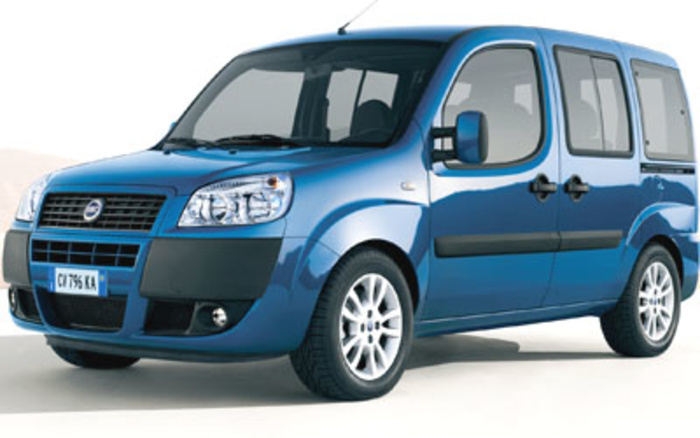 FiatDobló Combi 1.3 MultiJet Active 55 kW (75 CV) Vehículo usado en Valencia - 1