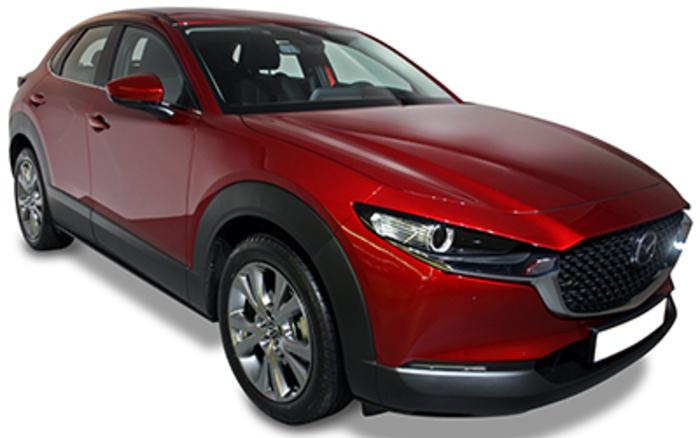 MazdaCX-30 2.0 Skyactiv-X Zenith White Safety 2WD 132 kW (180 CV) Vehículo usado en Coruña - 1