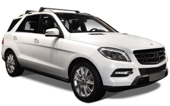 Mercedes-BenzClase M ML 250 BlueTEC 4Matic 150 kW (204 CV) Vehículo usado en Málaga - 1