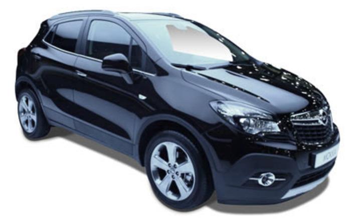 OpelMokka 1.6 CDTI S&S Excellence 4x2 100 kW (136 CV) Vehículo usado en Madrid - 1