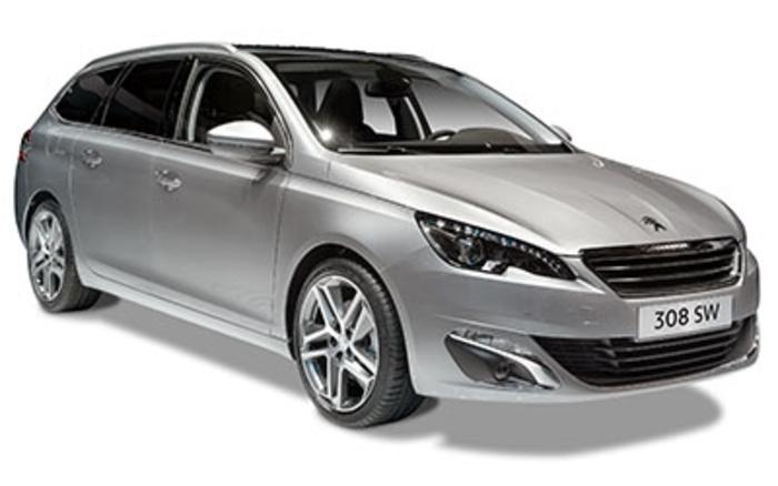 Peugeot308 SW 2.0 BlueHDI Allure EAT6 110 kW (150 CV) Vehículo usado en Barcelona - 1