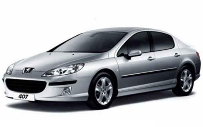 Peugeot407 2.0 ST Confort Pack 100 kW (137 CV) Vehículo usado en Madrid - 1