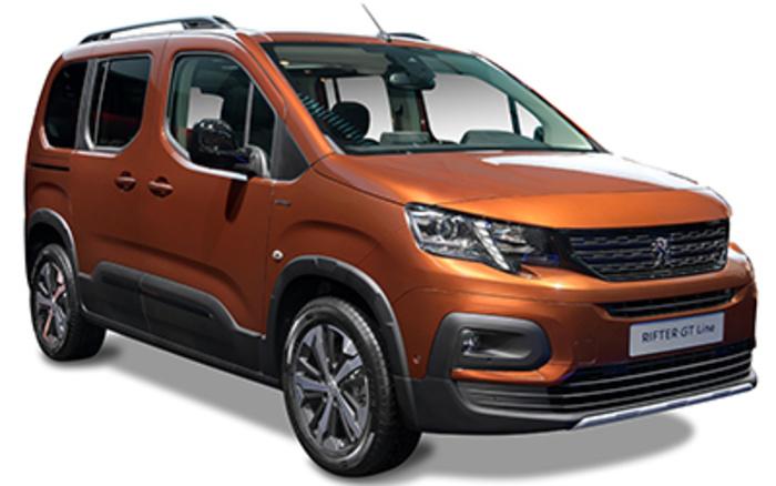PeugeotRifter BlueHDi 100 Active Standard Nav+ 73 kW (100 CV) Vehículo usado en Barcelona - 1