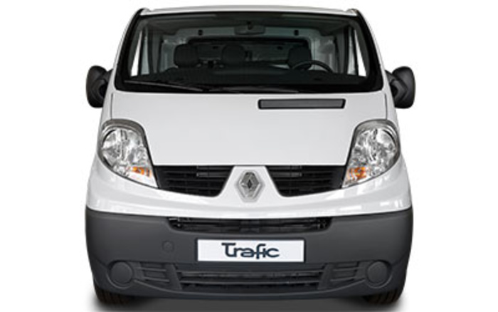 RenaultTrafic dCi 90 Furgon 27 L1H1 66 kW (90 CV) Vehículo usado en Girona - 1