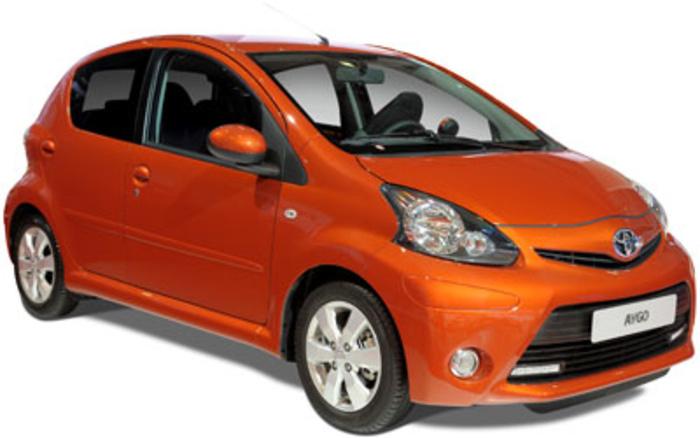 ToyotaAygo 1.0 VVT-i City 50 kW (68 CV) Vehículo nuevo en Madrid - 1