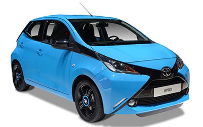 ToyotaAygo 70 x-play business 51 kW (69 CV) Vehículo nuevo en Madrid - 1