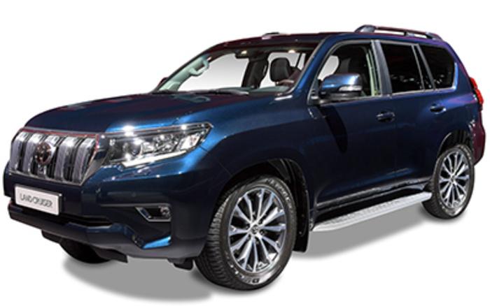 ToyotaLand Cruiser 2.8 D-4D GX 130 kW (177 CV) Vehículo nuevo en Madrid - 1