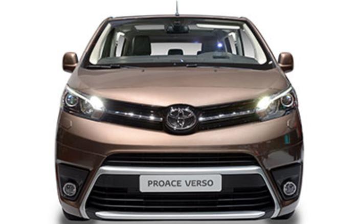 ToyotaProace Verso 2.0D COMBI 9 L2 110 kW (150 CV) Vehículo nuevo en Madrid - 1