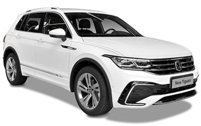 Volkswagen Tiguan R-Line 2.0 TDI 4Motion 110 kW (150 CV) DSG1