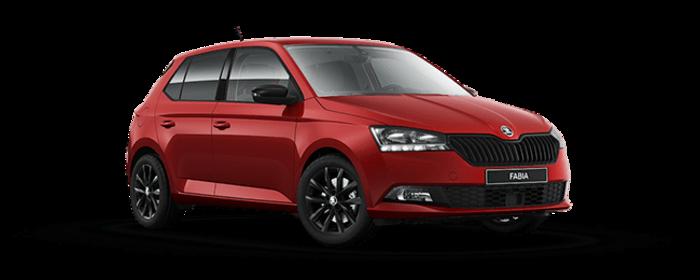 SkodaFabia 1.0 TSI Black Edition 70 kW (95 CV) Vehículo nuevo en Barcelona - 1