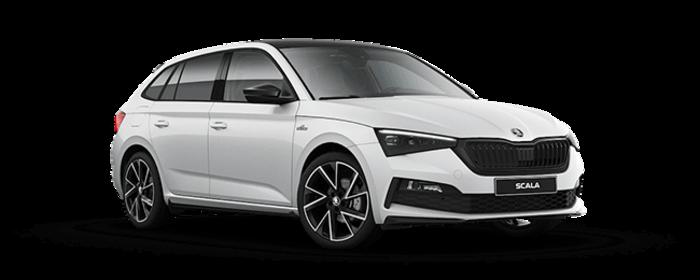 SkodaScala 1.5 TSI Montecarlo 110 kW (150 CV) Vehículo nuevo en Barcelona - 1