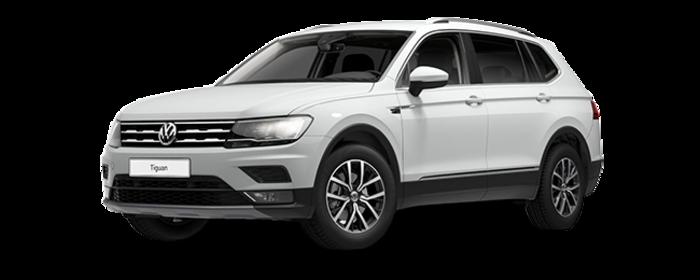 VolkswagenTiguan Allspace Advance 2.0 TDI 110 kW (150 CV) DSG Vehículo nuevo en Sevilla - 1