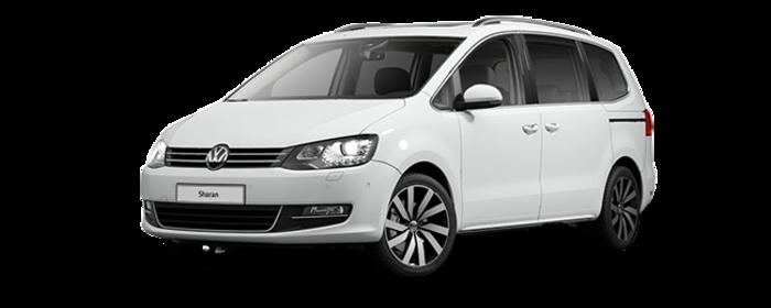 VolkswagenSharan 1 Million 1.4 TSI 110 kW (150 CV) DSG Vehículo nuevo en Málaga - 1