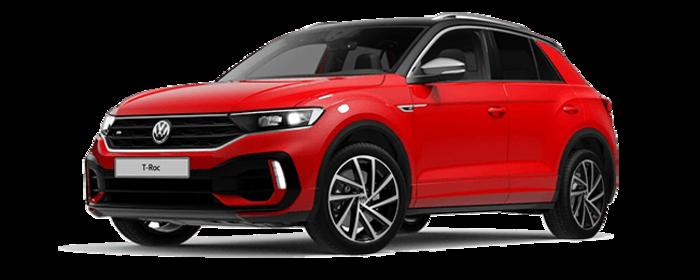 VolkswagenT-Roc R 2.0 TSI 4Motion 221 kW (300 CV) DSG Vehículo nuevo en Málaga - 1
