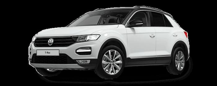 VolkswagenT-Roc Advance Style 2.0 TDI 85 kW (115 CV) Vehículo nuevo en Madrid - 1