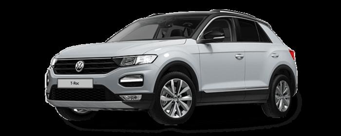 VolkswagenT-Roc Advance Style 1.0 TSI 81 kW (110 CV) Vehículo nuevo en Sevilla - 1
