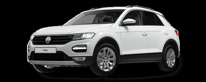 VolkswagenT-Roc Advance 1.0 TSI 81 kW (110 CV) Vehículo nuevo en Sevilla - 1