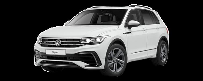 VolkswagenTiguan R-Line 2.0 TDI 110 kW (150 CV) DSG Vehículo nuevo en Sevilla - 1