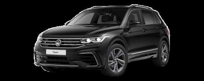 VolkswagenTiguan R-Line 2.0 TDI 110 kW (150 CV) DSG Vehículo nuevo en Madrid - 1