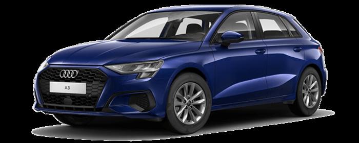 AudiA3 Sportback S line 30 TDI 85 kW (116 CV) Vehículo nuevo en Madrid - 1