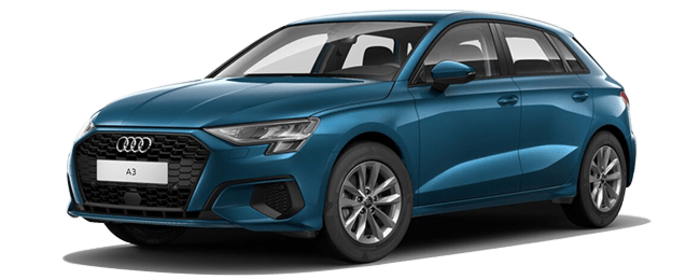 AudiA3 Sportback Advanced 30 TDI 85 kW (116 CV) Vehículo nuevo en Badajoz - 1