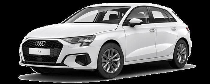 AudiA3 Sportback S line edition 2.0 TDI 110 kW (150 CV) S tronic Vehículo usado en Almería - 1