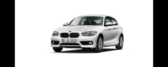 BMWSerie 1 116d Efficient Dynamics 85 kW (116 CV) Vehículo usado en Sevilla - 1