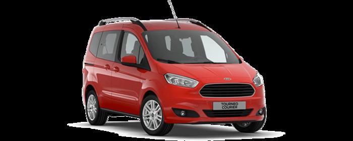 FordTourneo Courier 1.0 EcoBoost Titanium 74 kW (100 CV) Vehículo usado en Madrid - 1
