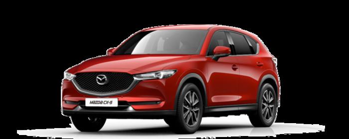MazdaCX-5 2.0 G Signature 2WD 121 kW (165 CV) KM0 en Coruña - 1