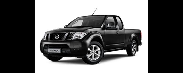 NissanNavara PickUp 2.3 dCi King Cab Visia 118 kW (160 CV) Vehículo usado en Baleares - 1